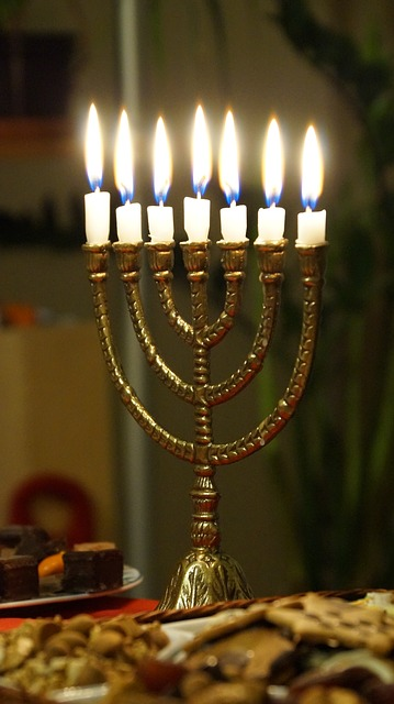 Happy Chanukah and Festive Opening Hours at Claphams